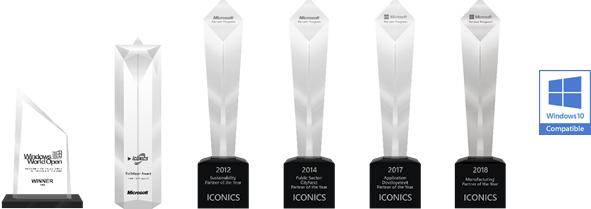 Microsoft awards - Iconics