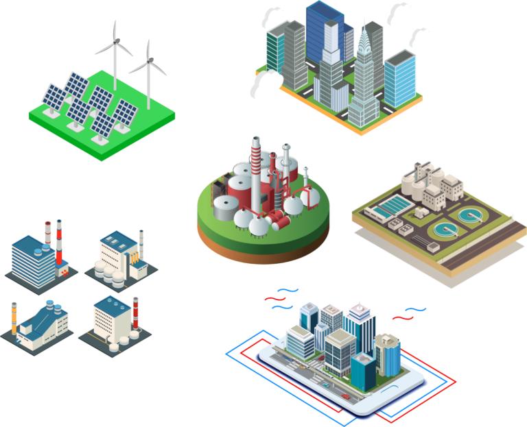 Les applications des logiciels Smart Grid - ICONICS